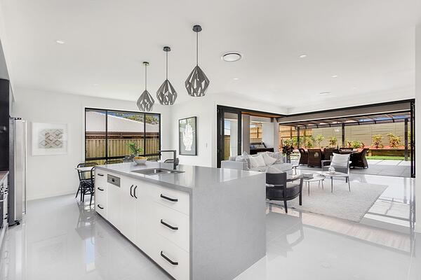 Beautiful Kitchen and Living Area_IMG